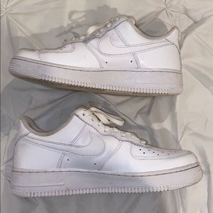 Unisex Air Force 1s